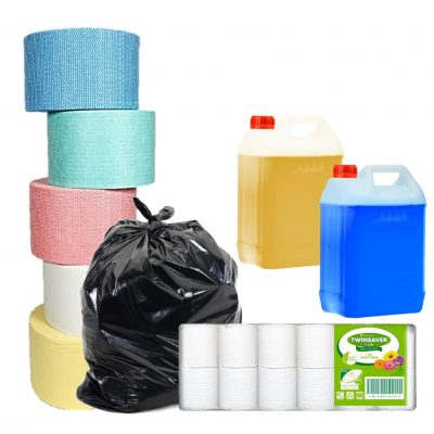Cleaning and Hygiene Consumables